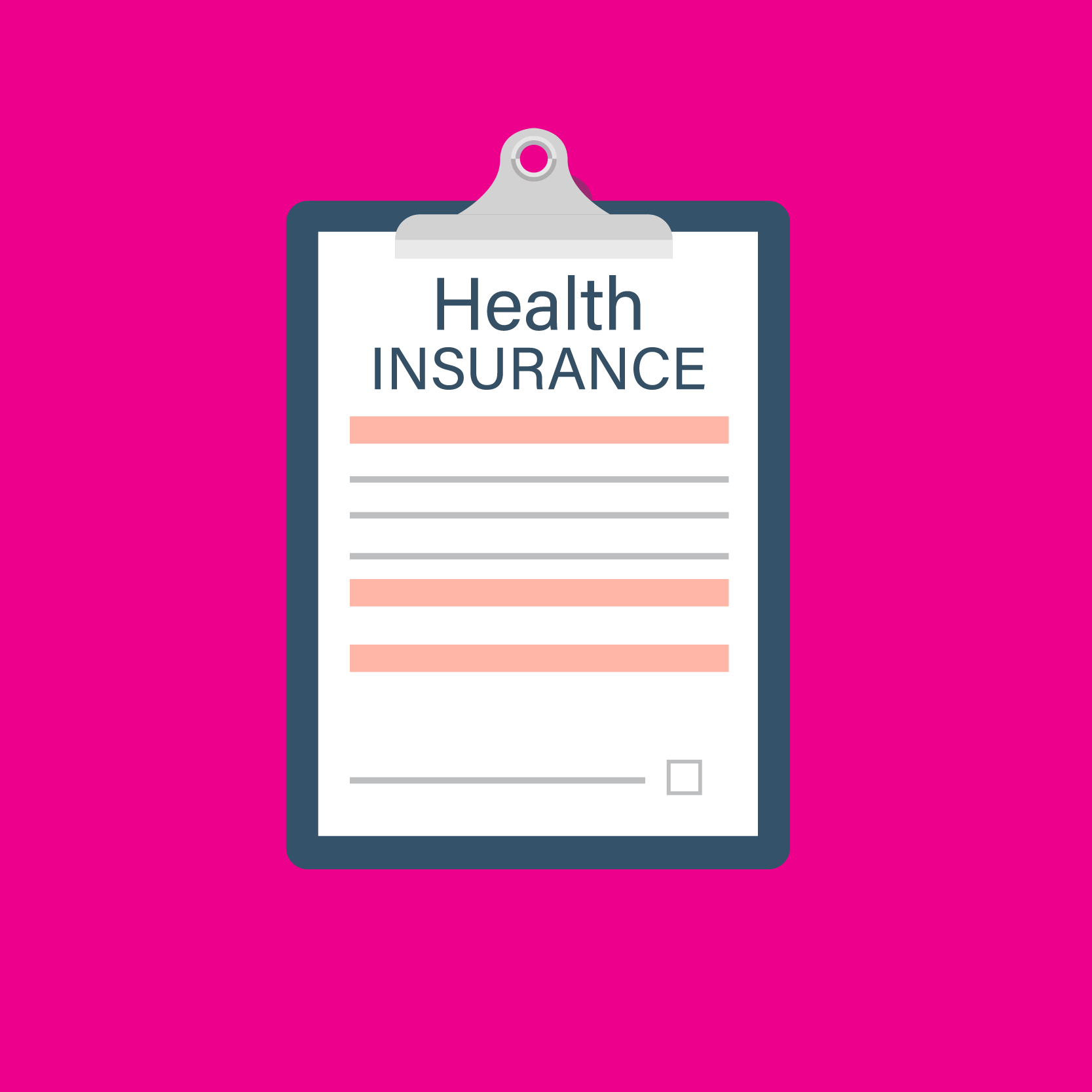 Expand health insurance enrollment