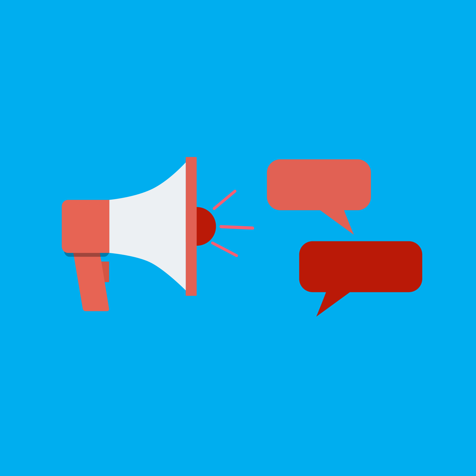 Develop a comprehensive communications strategy