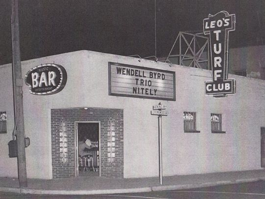 The Turf Club, A West Side Jazz Club No Longer In Existence. Credit: Asbury Park Historical Society